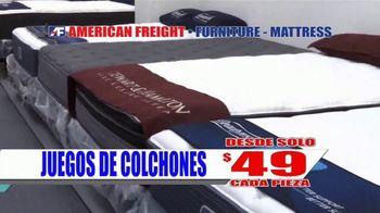 American Freight TV Spot, 'Compra directo de fabrica' [Spanish] - Thumbnail 3