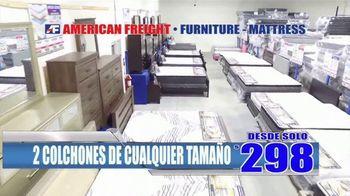 American Freight TV Spot, 'Compra directo de fabrica' [Spanish] - Thumbnail 7