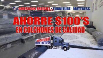 American Freight TV Spot, 'Compra directo de fabrica' [Spanish]