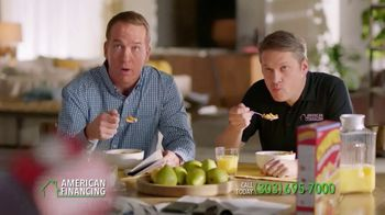 American Financing TV Spot, 'Every Step' Featuring Peyton Manning - Thumbnail 6