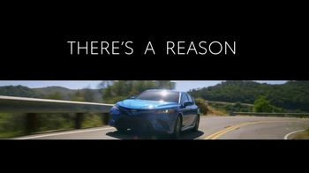 2020 Toyota Camry TV Spot, 'There's a Reason: Camry' [T2] - Thumbnail 1