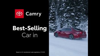 2020 Toyota Camry TV Spot, 'There's a Reason: Camry' [T2] - Thumbnail 2