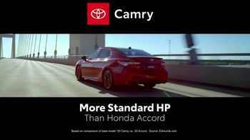 2020 Toyota Camry TV Spot, 'There's a Reason: Camry' [T2] - Thumbnail 3