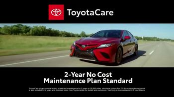 2020 Toyota Camry TV Spot, 'There's a Reason: Camry' [T2] - Thumbnail 4