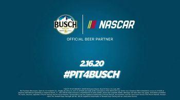 Busch Beer TV Spot, 'Daytona Fast Talk' - Thumbnail 10