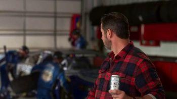 Busch Beer TV Spot, 'Daytona Fast Talk' - Thumbnail 4