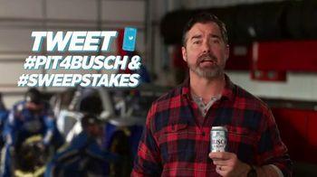 Busch Beer TV Spot, 'Daytona Fast Talk' - Thumbnail 6