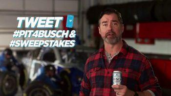 Busch Beer TV Spot, 'Daytona Fast Talk' - 4 commercial airings