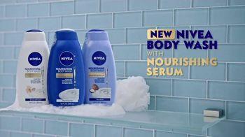 Nivea Essentially Enriched Body Lotion TV Spot, 'Rethink Soft: Graduation: Body Wash' - Thumbnail 9