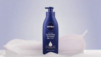 Nivea Essentially Enriched Body Lotion TV Spot, 'Rethink Soft: Graduation: Body Wash' - Thumbnail 3