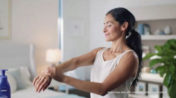 Nivea Essentially Enriched Body Lotion TV Spot, 'Rethink Soft: Graduation: Body Wash' - Thumbnail 4