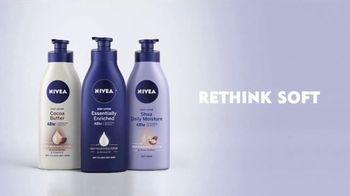 Nivea Essentially Enriched Body Lotion TV Spot, 'Rethink Soft: Graduation: Body Wash' - Thumbnail 8