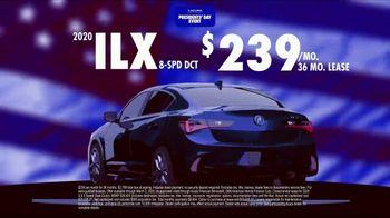 Acura Presidents Day Event TV Spot, 'Monumental Savings: Sedans' [T2] - Thumbnail 8
