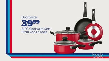 Belk Presidents Day Sale TV Spot, 'Towels and Cookware' - Thumbnail 6