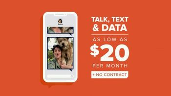 Consumer Cellular TV Spot, 'Dog Park: Talk, Text, Data $20+ a Month: Switch and Get $50' - Thumbnail 9