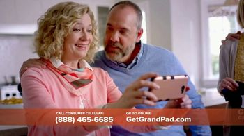 GrandPad TV Spot, \'Staying Close: 50 Big Ones\'