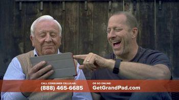GrandPad TV Spot, 'Staying Close: 50 Big Ones' - Thumbnail 4