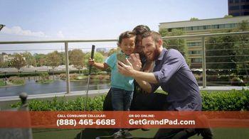 GrandPad TV Spot, 'Staying Close: 50 Big Ones' - Thumbnail 5