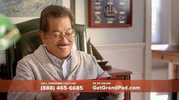 GrandPad TV Spot, 'Staying Close: 50 Big Ones' - Thumbnail 9