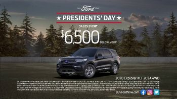 Ford Presidents Day Sales Event TV Spot, 'John Quincy Adams' [T2] - Thumbnail 7