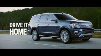 Ford TV Spot, 'Drive It' [T2]