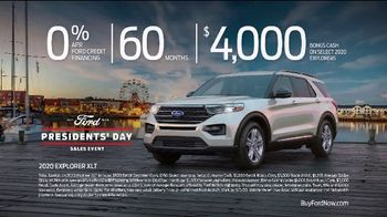 Ford Presidents Day Sales Event TV Spot, 'Henry Ford' [T2] - Thumbnail 10