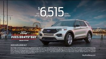 Ford Presidents Day Sales Event TV Spot, 'Henry Ford' [T2] - Thumbnail 9