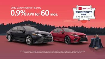 Toyota Presidents Day Sales Event TV Spot, 'Decreed: Camry' [T2] - Thumbnail 5