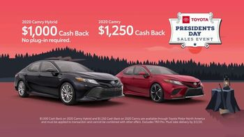 Toyota Presidents Day Sales Event TV Spot, 'Decreed: Camry' [T2] - Thumbnail 6