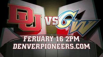 University of Denver TV Spot, 'Take On'