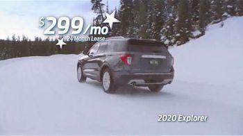 2020 Ford Explorer TV Spot, 'Presidents Day: Explorer' Song by Gyom [T2] - Thumbnail 8