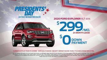 2020 Ford Explorer TV Spot, 'Presidents Day: Explorer' Song by Gyom [T2] - Thumbnail 4
