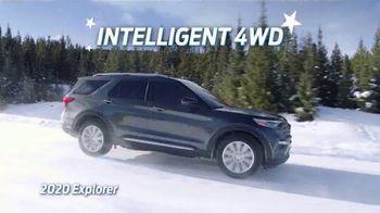 2020 Ford Explorer TV Spot, 'Presidents Day: Explorer' Song by Gyom [T2] - Thumbnail 5