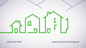 American Financing TV Spot, 'Don't Be That Homeowner, Refinance Now' - Thumbnail 2
