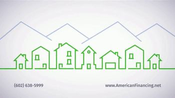 American Financing TV Spot, 'Don't Be That Homeowner, Refinance Now' - Thumbnail 3
