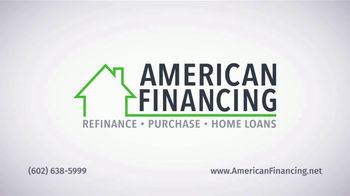 American Financing TV Spot, 'Don't Be That Homeowner, Refinance Now' - Thumbnail 6