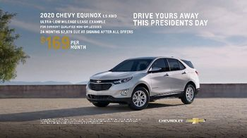 Chevrolet Presidents Day Event TV Spot, 'How It Works' [T2] - Thumbnail 7