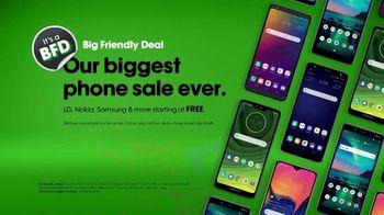 Cricket Wireless Big Friendly Deal TV Spot, 'Hiyeeee' - Thumbnail 8