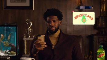 Mountain Dew TV Spot. 'The Joel Embiid Deserves Better Reactions GIF Collection' - Thumbnail 2