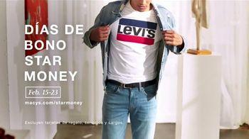 Macy's La Venta del Día de los Presidentes TV Spot, 'Abrigos, botas y juegos de sábanas' [Spanish] - Thumbnail 6