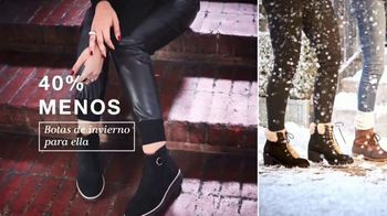 Macy's La Venta del Día de los Presidentes TV Spot, 'Abrigos, botas y juegos de sábanas' [Spanish] - Thumbnail 4