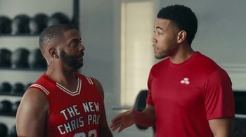 State Farm TV Spot, 'Workout' Featuring Chris Paul, Alfonso Ribeiro