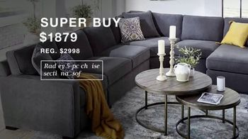 Macy's Presidents Day Sale TV Spot, 'Extra 20%, Levi's and Sectional' - Thumbnail 5