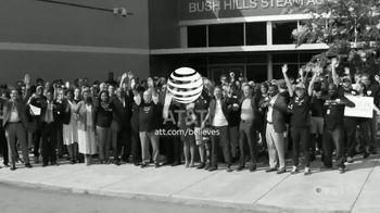 AT&T Inc. TV Spot, 'Believes' - Thumbnail 10