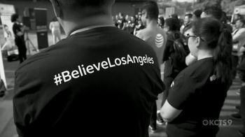 AT&T Inc. TV Spot, 'Believes' - Thumbnail 9
