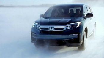 Honda Presidents Day Sales Event TV Spot, 'Speechless' [T2] - Thumbnail 4