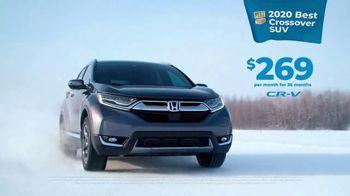 Honda Presidents Day Sales Event TV Spot, 'Speechless' [T2] - Thumbnail 6