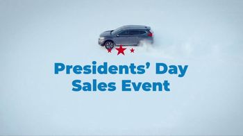 Honda Presidents Day Sales Event TV Spot, 'Speechless' [T2] - Thumbnail 8