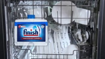 Finish Dishwasher Cleaner TV Spot, 'Hygienic' - Thumbnail 8