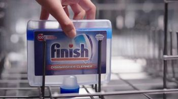 Finish Dishwasher Cleaner TV Spot, 'Hygienic'